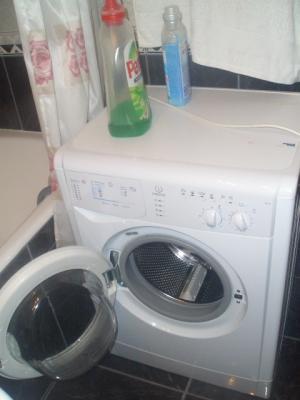 Soltero profesional 3º chapter: La lavadora (I)