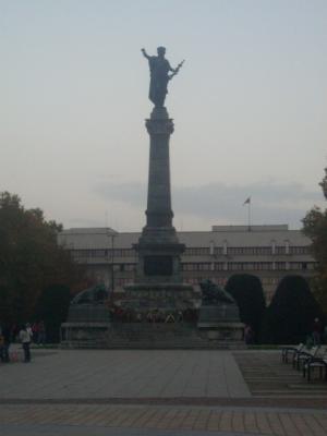 De paso por Bulgaria
